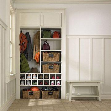 17 best images about ideas for our basement on pinterest for Basement closet ideas