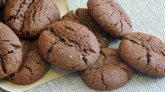 Шоколадно-кофейное овсяное печенье. Пошаговый рецепт с фото на Gastronom.ru