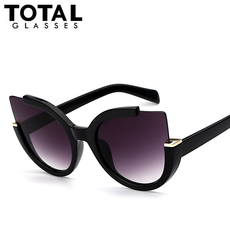 Totalglasses Round Shade Summer Fashion Sunglasses Women Vintage Brand Designer Glasses For Ladies Gafas Retro Oculos Like if you are Excited! #shop #beauty #Woman's fashion #Products #Classes