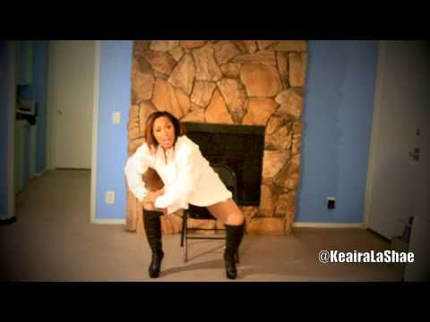 How to Perform a SEXY Dance for Your Partner (Valentine's Day Dance Tutorial) @Keaira Lashae - YouTube