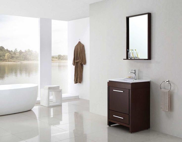 17 best ideas about bathroom vanity mirrors on pinterest - Bathroom vanities san francisco area ...