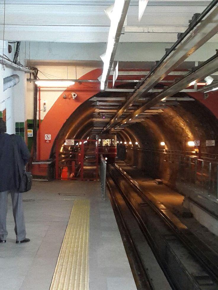 Тунел, Галата, Стамбул www.russkiygidvstambule.com