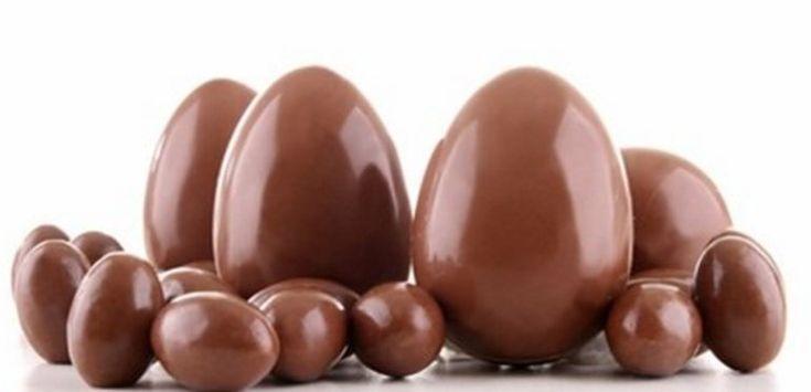 Para esta fecha especial te presentamos unos deliciosos huevos de pascua.