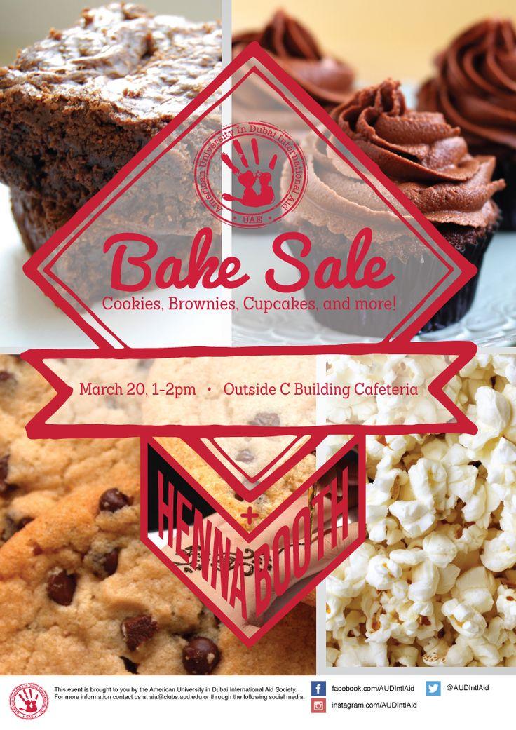 25 best Bake Sale Posters images on Pinterest Baking, Bread - bake sale flyer