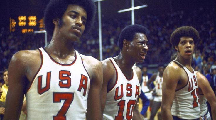 Why did the 1972 #USA Olympic Basketball Team not collect their Silver Medals? Look out for the NEW #NBAQuiz 2016.