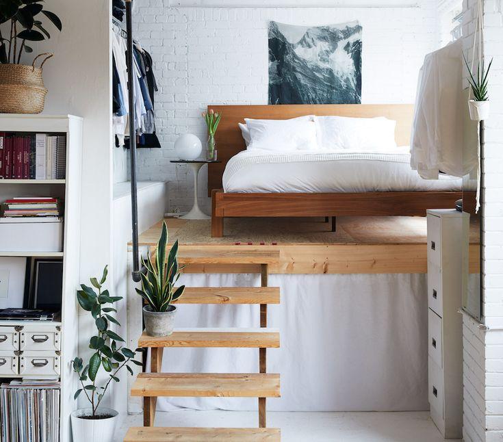 El loft so ado para un amante de los libros bedroom - Libros de decoracion de interiores ...