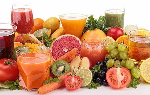 Juice Fast Crash Diet