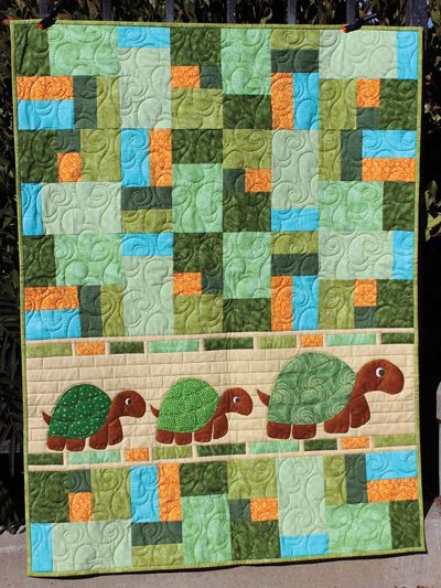Quilt Patterns With Turtles : 25+ best ideas about Turtle quilt on Pinterest Machine quilting patterns, Hand quilting ...