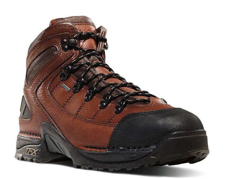 OverviewPatterned after Danner's popular 453 hiking boot, the 453 GTX®  steel toe boots combine