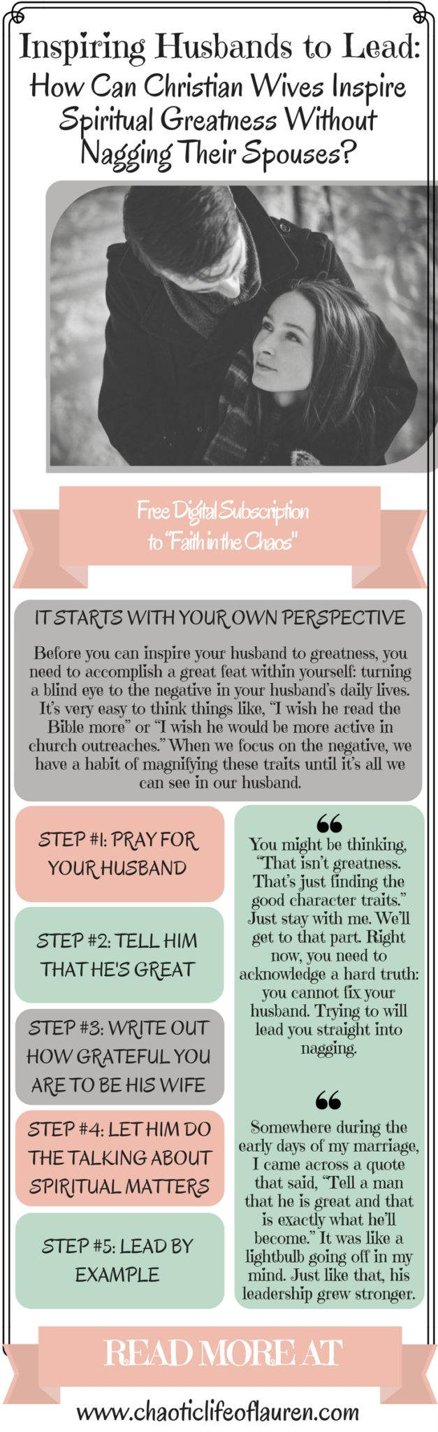 Inspiring Husbands to Lead Without Nagging | Christian Marriage | Christian Wives | Christian Lifestyle | Relationship Advice | Communication in Marriage | No Nagging | #ChristianRelationships #ChristianMarriage