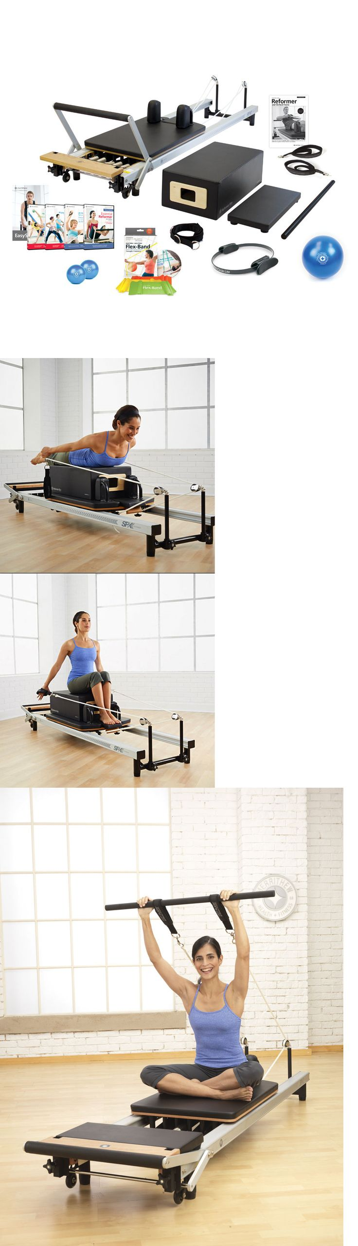 Pilates Tables 179807: Stott Pilates Spx Reformer W Free Deluxe Bundle St-11008 | New! -> BUY IT NOW ONLY: $2549 on eBay!