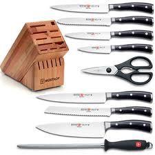 Wusthof Knife Set!