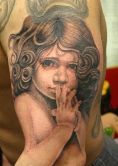 Wow.  by Corey Miller (formerly [i think?] of LA Ink / High Voltage )
