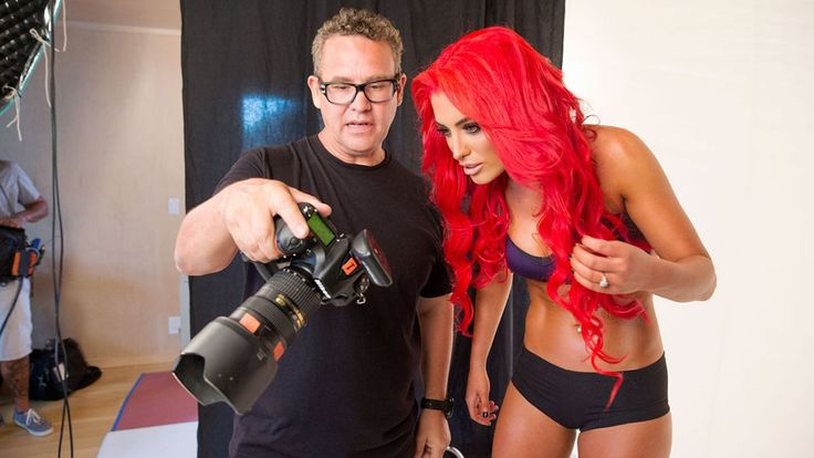 eva marie pool photoshoot | WWE - EVA MARIE Muscle & Fitness Hers' Photoshoot - HawtCelebs ...