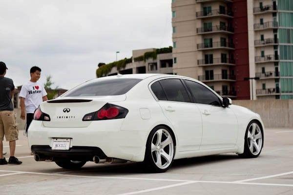 Infiniti G37 0 60 >> Pin on Urban Cars