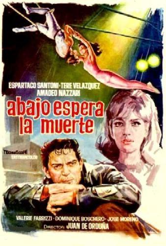 ABAJO ESPERA LA MUERTE - 1966