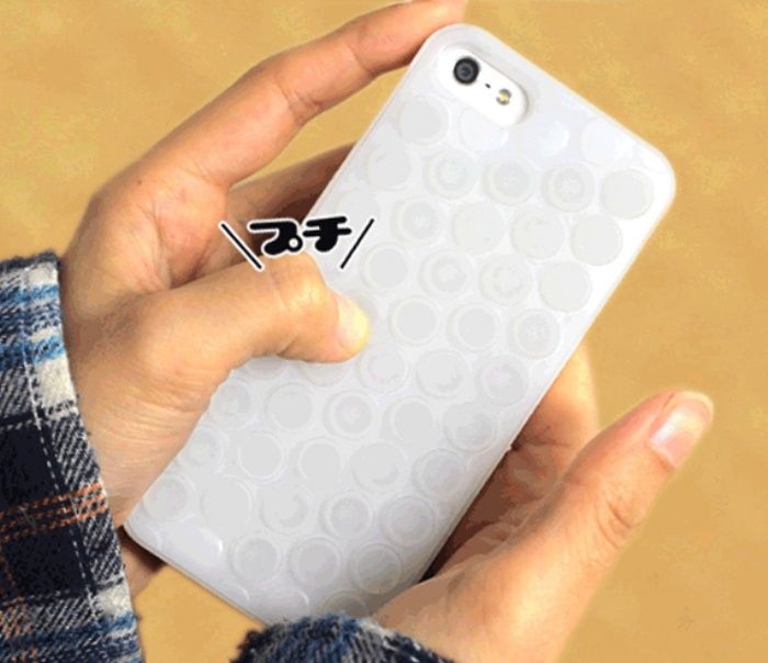 Keep On Poppin': Everlasting Bubble Wrap iPhone Case
