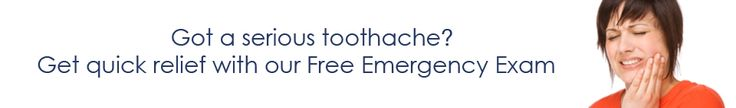 Emergency Dental Exam - If you have a serious toothache and are afraid to go to the dentist you've come to the right place! We understand that a dental emergency is a painful experience! If you have a serious toothache and are afraid to go to the dentist you've come to the right place!  Looking for a dentist in the #Portland area? We have nine locations in the Portland metro area including #Beaverton, #Tigard, #NorthPlains, #Gladstone and #Saltzman!