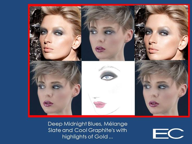 #makeup #inspiration Check out our Salon | Spa | Beauty MD Website at www.evelinecharles.com.