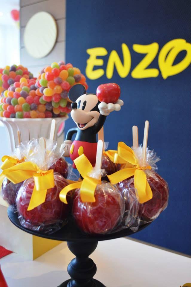 Mickey Mouse Party Ideas & Supplies via www.babyshowerideas4u.com #babyshowerideas #mickeymouse @babyshowerideas4u