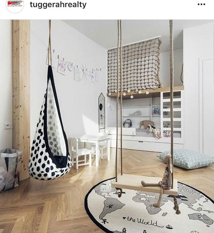 kids hanging chair for bedroom%0A Find this Pin and more on Monochrome Kids Spaces by jacintaoxford