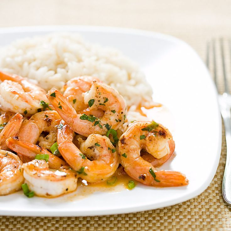 A marriage of unexpected ingredients gives this simple shrimp dish its spicy appeal.