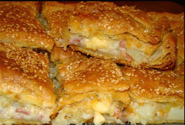 Τι χρειαζόμαστε: 4-5 μέτριες πατάτες 5-6 φέτες άπαχο μπέϊκονΣυνταγές με άρωμα και γεύση για μικρά και μεγάλα παιδιά !! 1 φλυτζάνι κίτρινο τυρί κομμένο σε κύβους (όποιο τυρί σας αρέσει) 1 κρεμμύδι 5…