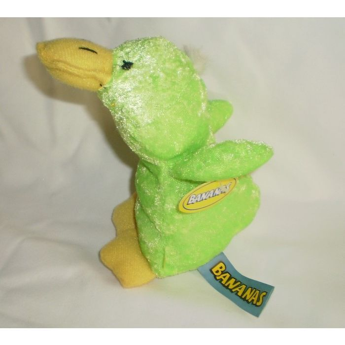 Bananas Cute Duck Plush Soft Toy, New with Tags Listing in the Other,Branded Soft Toys,Soft Toys & Animals,Toys & Hobbies Category on eBid United Kingdom | 144917984