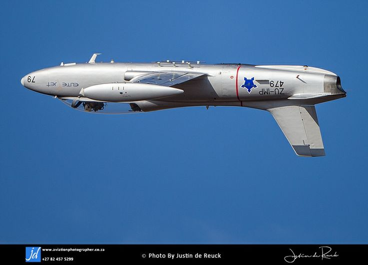 Ex South African Air Force Atlas Impala Mk1