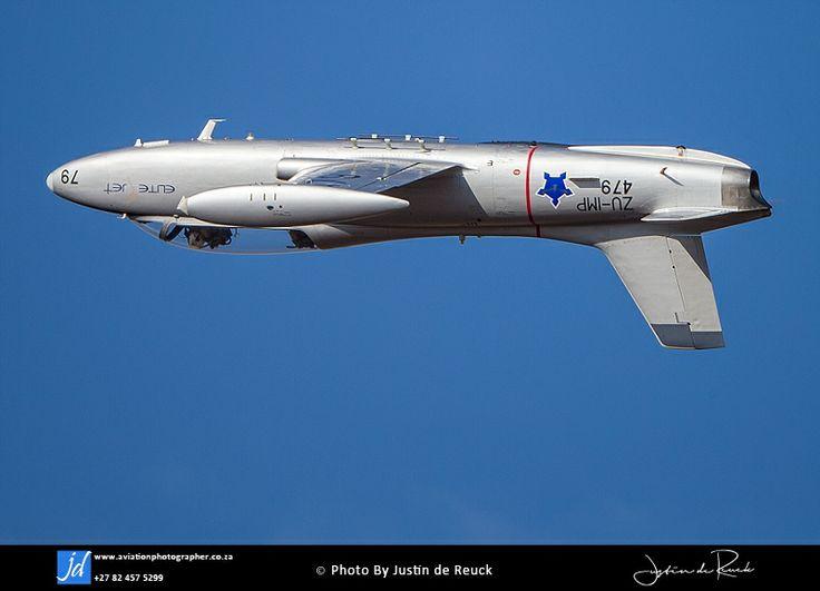 Ex South African Air Force Atlas Impala Mk1
