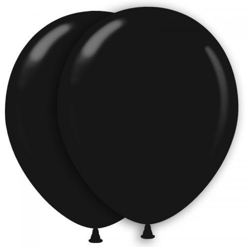 Ballonger Svarta - Partyhallen.se