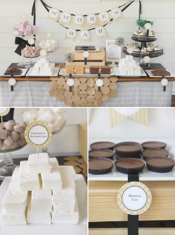S 39 more bar smore 39 s dessert displays pinterest bar for 788 food bar recoleta