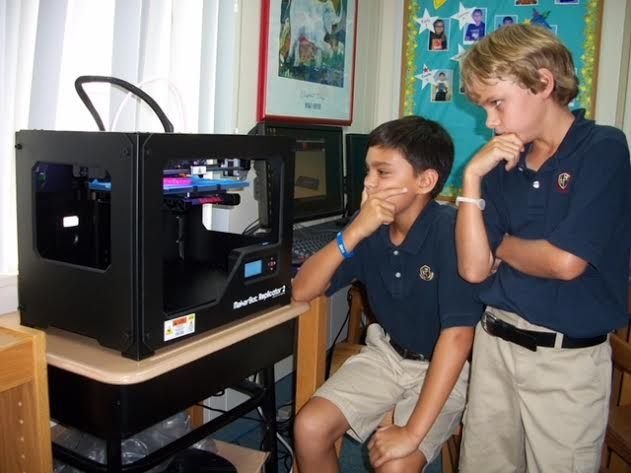 3D Printing to Raspberry Pi's: How a Quiet Florida School Library Got Transformed by a Makerspace | EdSurge News