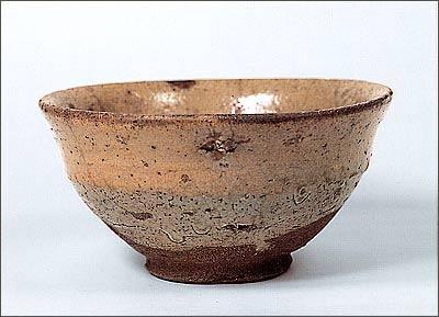三宝,Oku Karatsu Ware,16th century,Japan