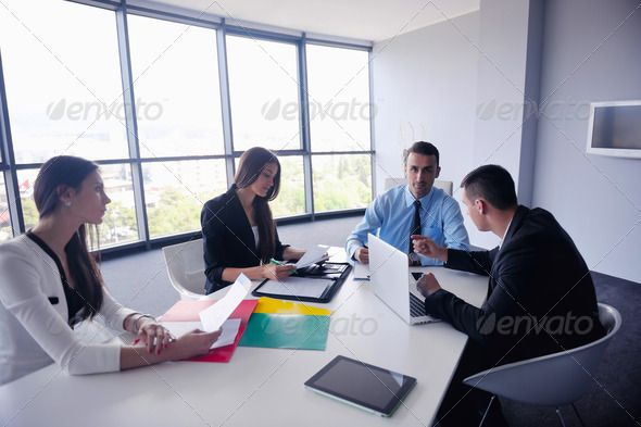 business people group in a meeting at office ... adult, arab, background, briefing, business, businessman, caucasian, communication, computer, conference, corporate, discussion, document, education, executive, female, girl, graphs, group, happy, interior, job, laptop, looking, male, man, manager, meeting, men, modern, office, people, person, portrait, seminar, sitting, smiling, success, suit, table, tablet, team, teamwork, together, training, white, woman, women, work, young