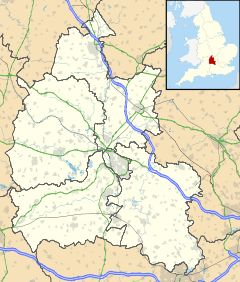 Littleworth is located in Oxfordshire
