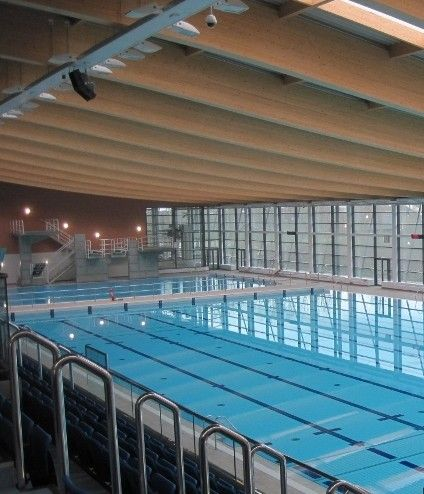 17 best ideas about olympic size swimming pool on - Bangor swimming pool northern ireland ...