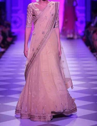 FatimaBi Plus size Shadi Lehenga Saree Designer Wedding Partywear Ethnic Dress #FatimaBi #LehegaCholi