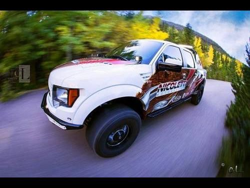 Used Ford F150 Raptor SVT Trucks, Vans or SUVs in city Denver