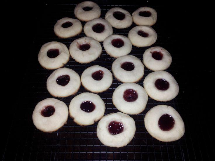 Jam thumbprints
