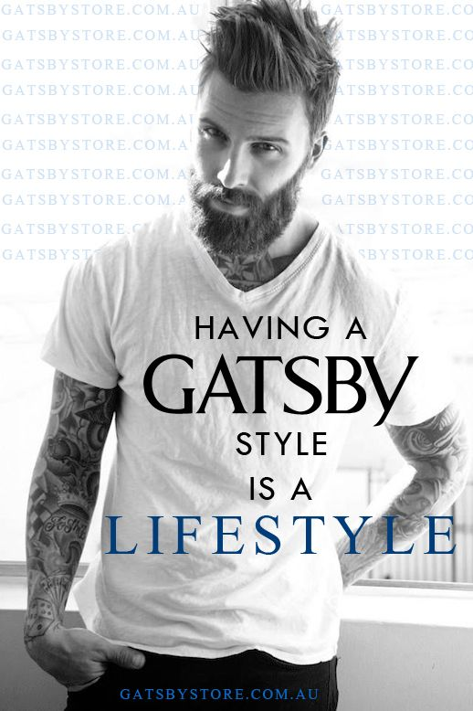 Gatsby is a Lifestyle. Live it! Love it!