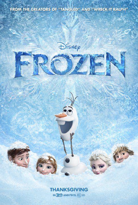 Frozen [watched December 29, 2013]