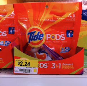 Walmart+Coupon+Deal:+$1.50/2+Tide+Pods+Coupon++Use+On+The+5+Ct!
