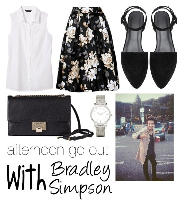 Going out at afternoon with Bradley Simpson