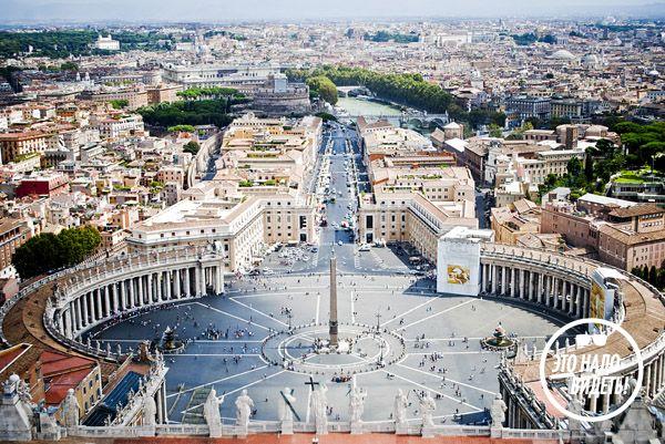 Это надо видеть: секретные места Рима, которые вы не найдете в типичном путеводителе