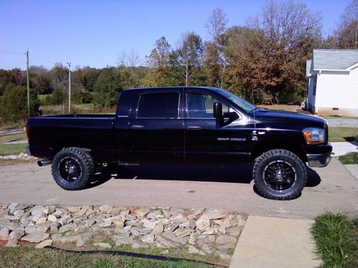 36172 2wd Lift Kits Page 3 Dodge Cummins Diesel Forum