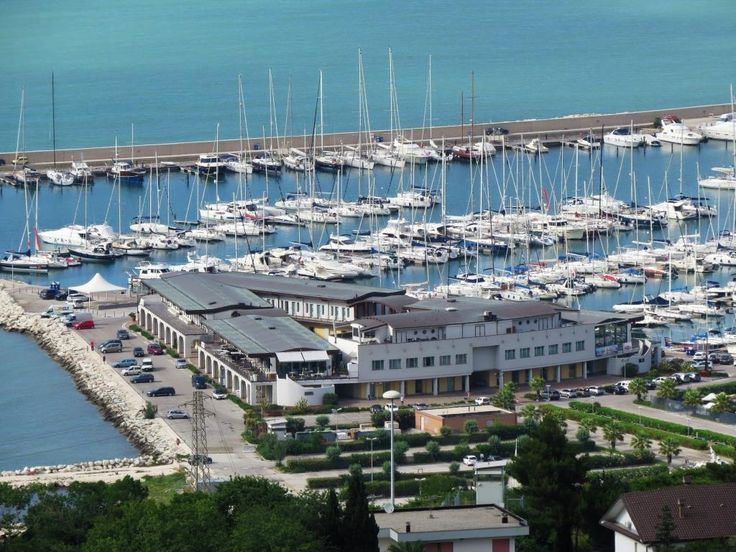 Ancona, Marche, Italy - Porto Turistico, Marinadorica Yacht Club  by Gianni Del Bufalo  #destinazionemarche #marche #ancona (CC BY-NC-SA 2.0) इटली  意大利 Italujo イタリア Италия איטאליע إيطاليا