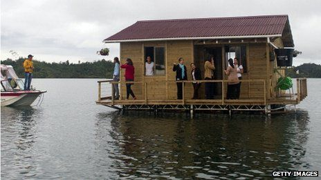 floating homes | Are floating homes a solution to UK floods?