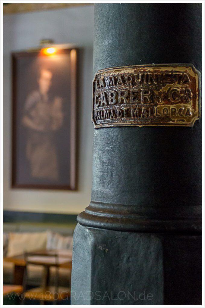 Santa Catalina Palma de Mallorca Restaurant Patron Lunares Cantina