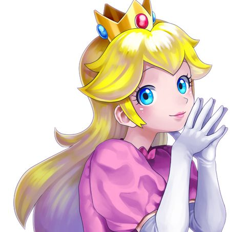 Super Peach World